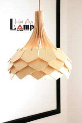 ĐÈN GỖ - HỘI AN LAMP