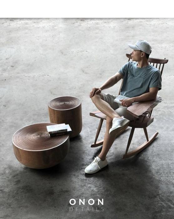 Hoàng Sa Coffee Table - ONON DETAILS