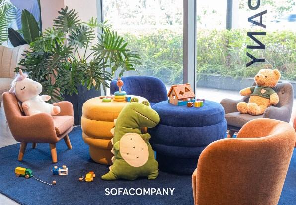 Bộ sofa mini - SOFACOMPANY