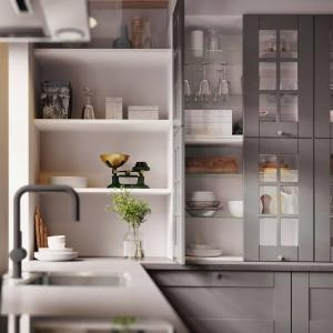 Tủ bếp Shark Grey