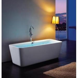 Bồn tắm độc lập vuông