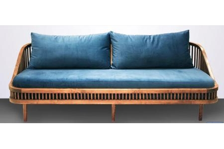 Sofa Nan Gỗ Sồi