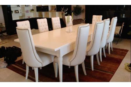 Bộ bàn ghế ăn BBA1107