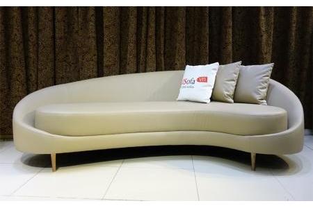 Sofa Băng Da Pu Cao Cấp SB80