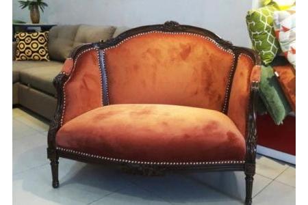 Sofa Đơn Vải Nhung Cao Cấp SD108