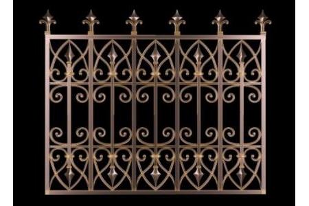Hàng Rào nhôm đúc cổ điển