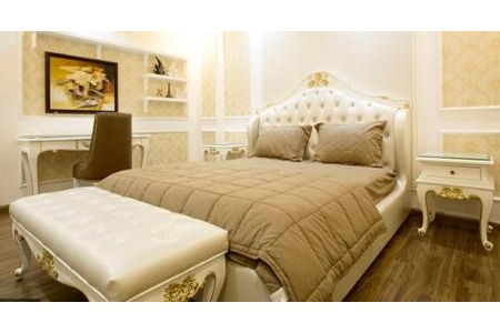 Giường ngủ Athens