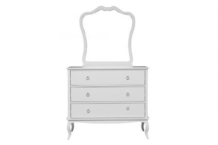 City 3-drawer dresser