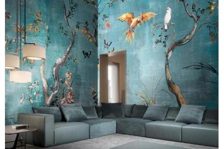 Giấy dán tường SANG RÉAL by Giovanni Bressana