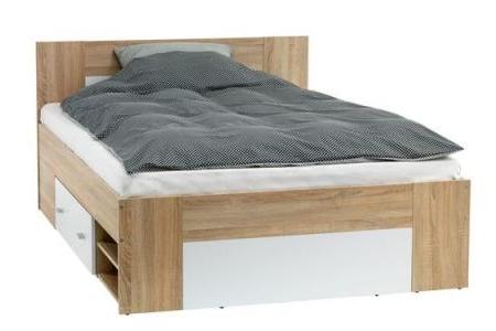Khung giường FAVRBO 160x200cm