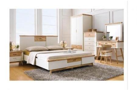 Giường ngủ VIVID-160