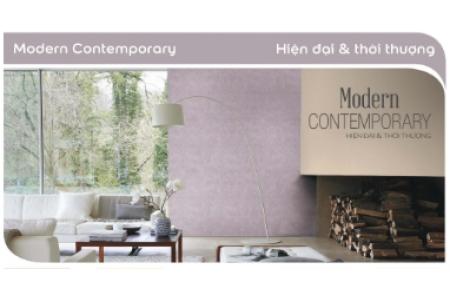 Màu sơn Modern Contemporary - Hiện đại & thời thượng