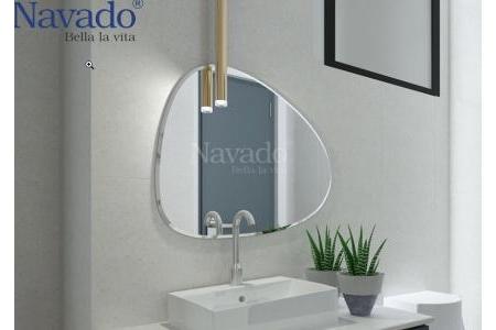 Gương soi nhà tắm nghệ thuật 109C