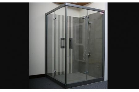 Phòng tắm đứng (dạng mở)