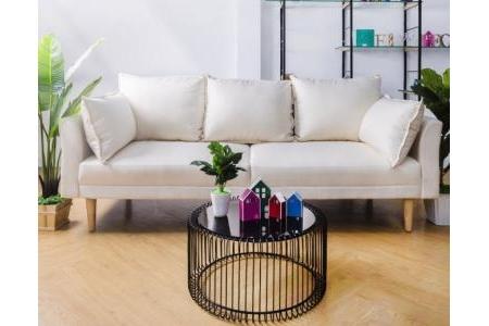 Ghế sofa ANITA White
