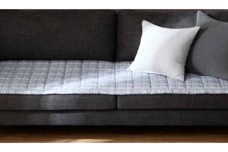 Tấm trải sofa Hàn Quốc Nano Fiber Brick