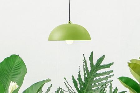 Đèn Basic Dome