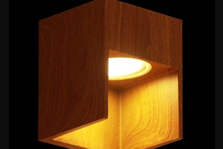 Đèn ốp tường hiện đại MOLUX R076A (L110*H150mm)