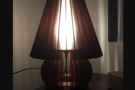 Đèn bàn - ĐÈN NGỦ HOIAN LAMP