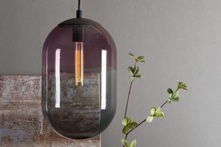 Đèn thả thủy tinh cao cấp CASAMOTION Color Rhythm - Violet & Grey