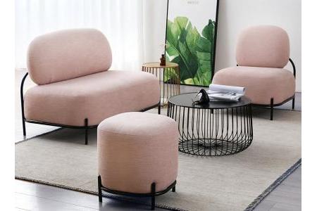 NORDIC Round sofa