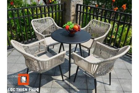 Bàn ghế cafe LTP6086