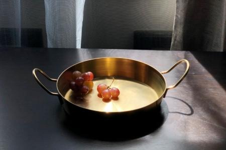 CHẢO DT-0009 KR-GOLD PAN-2H/M