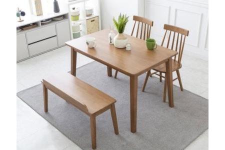 Bộ bàn ăn gia đình – TABLE-BECH2