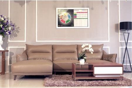 Ghế Sofa Góc Đẹp LK415 Dáng Chữ L