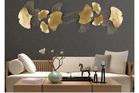 Ginkgo wall decor