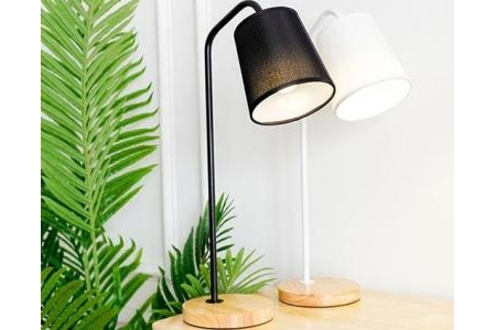 Đèn bàn B chin lamp trắng