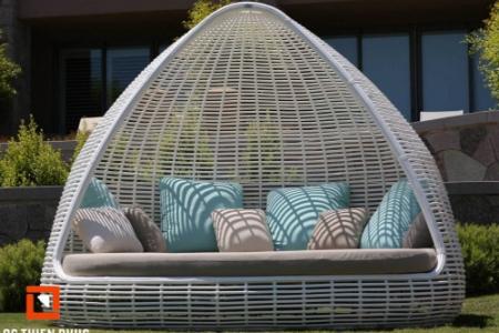 Giường tắm nắng LTP6814