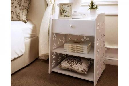 Tủ Đầu Giường Hoa Đơn – GB503