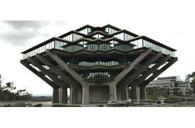 Thư viện Geisel Đại học California – San Diego