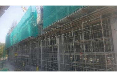 Tải trọng thi công tác động lên sàn bê tông cốt thép nhà cao tầng