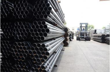 Hòa Phát ra mắt ống thép cỡ lớn: Đường ống siêu lớn, thành ống siêu dày