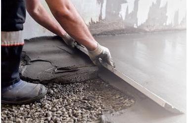 Giảm độ ẩm cho sàn bê tông
