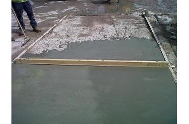 Những lợi ích của bê tông phủ trong xây dựng