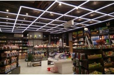 Đèn led thanh nhôm định hình: Xu hướng chiếu sáng mới trong kiến trúc