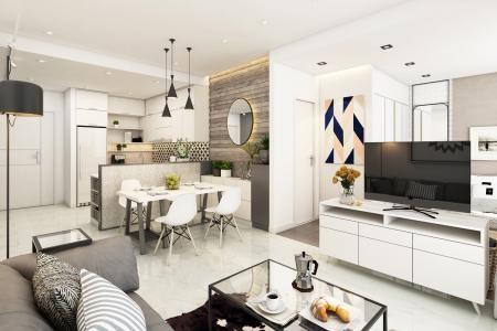 Bột trét tường Nội thất RP Interior Premium Putty – White