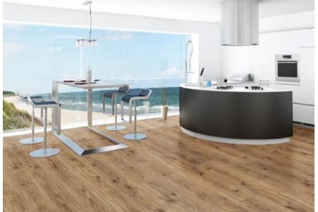 Sàn gỗ màu gỗ dương poplar- công nghệ trùng vân 3D