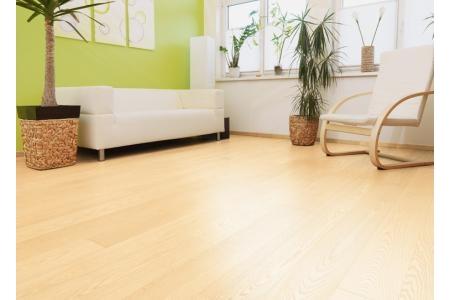 Sàn gỗ kỹ thuật White Ash