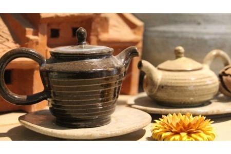 Bộ ấm trà độc ẩm