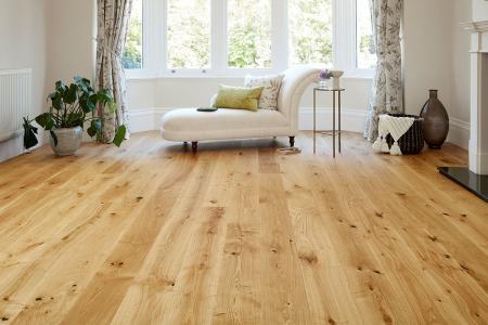 Sàn gỗ kỹ thuật Natural Oak