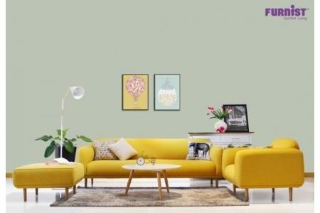 Ghế sofa băng đôi Galaxy