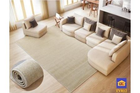Thảm phòng khách lông ngắn TV812