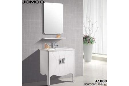 Chậu tủ liền gương Jomoo A1080