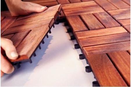 Ván sàn ban công gỗ tự nhiên-6 nan