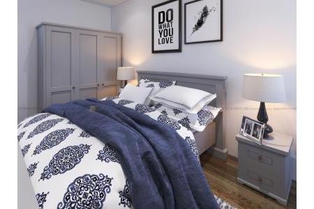 Bộ giường tủ Valadis FICO - BGT001