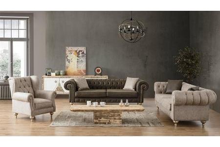 Sofa cổ điển mã 243